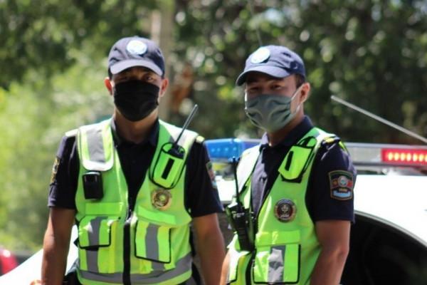 Патрульная милиция обещает не штрафовать жителей Бишкека за мелкие нарушения