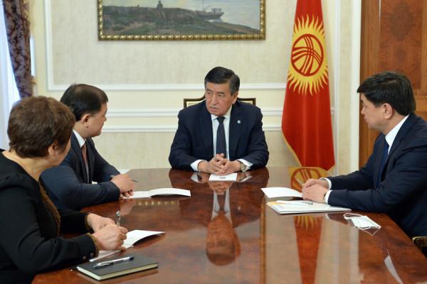 В Бишкеке, Оше, Жалал-Абаде и трех районах с 25 марта по 15 апреля вводится чрезвычайное положение