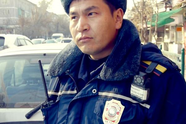 Инспектор ГУОБДД рассказал как проехать перекресток с допсекцией