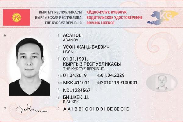 Кыргызстанда айдоочулук күбөлүктү канча жашта алса болот?