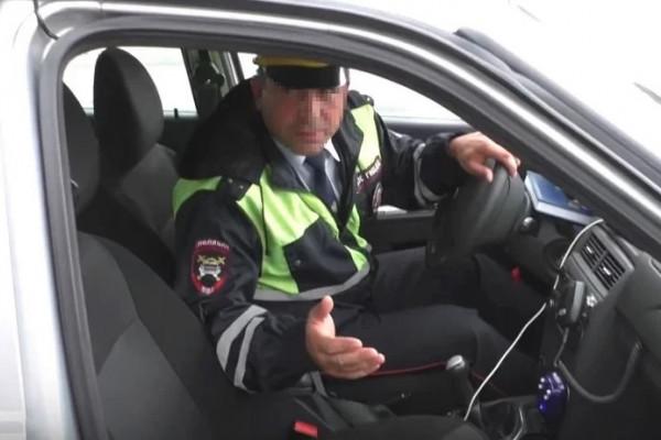 Почему не стоит садиться в автомобиль инспектора ОБДД