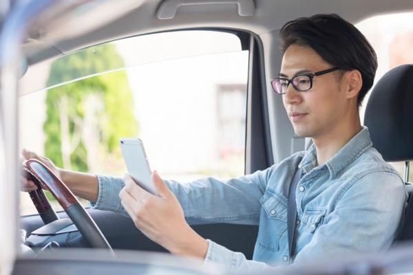 В Японии будут сажать за разговор по телефону за рулём