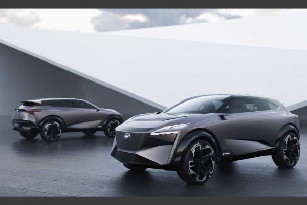 Nissan выпустит еще один электрический вседорожник