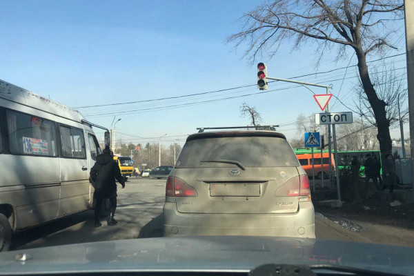 Штраф за грязные номера в Кыргызстане в 2021 году