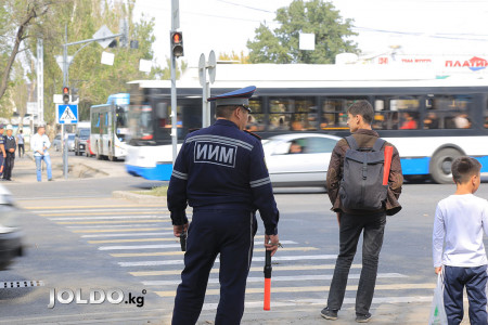 Как уступить дорогу пешеходам?