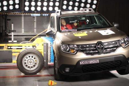 Новый Renault Duster оказался опасен для детей