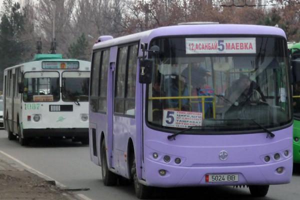 В общественном транспорте Бишкека вводится электронное билетирование.