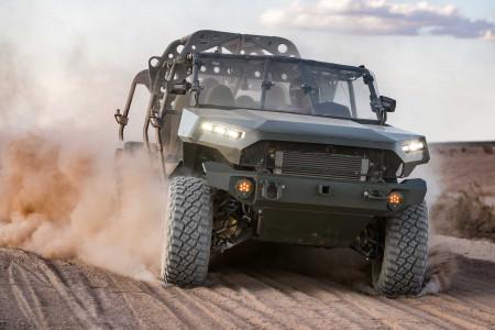 Армия США получит новые внедорожники General Motors