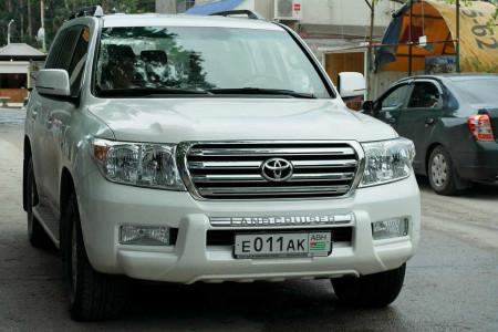 Владение автомобилями с абхазскими номерами является нарушением