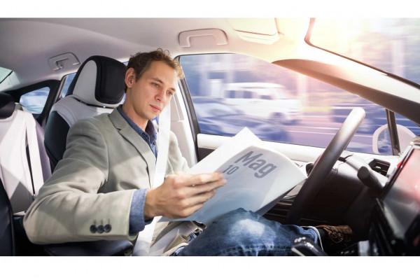 Системы помощи водителю упрекнули в ненадежности