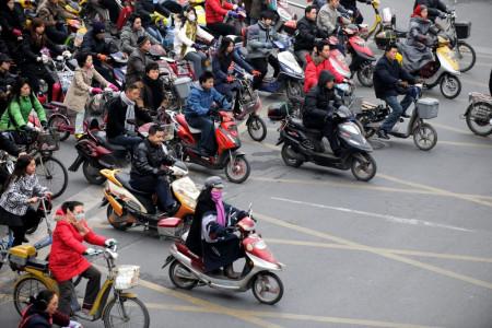 Где разрешено двигаться на скутере в 2021 году