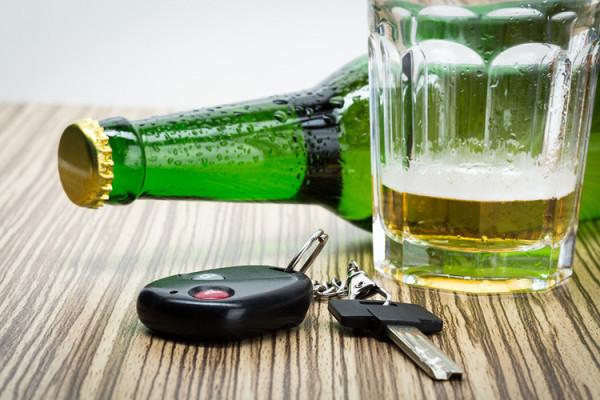 Алкоголь за рулем в 2021 году