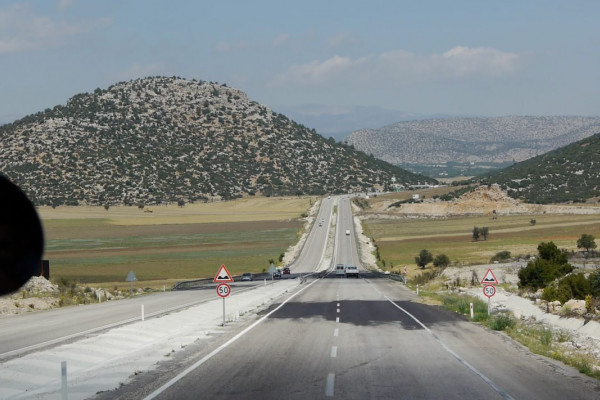 По дорогам Турции