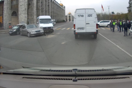 ДТП: Бишкек