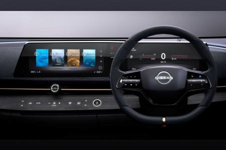 Nissan против планшетов