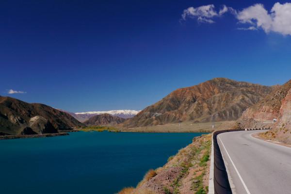 На своем авто в Кыргызстан