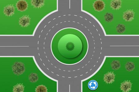 Круговое движение (Кольцо)