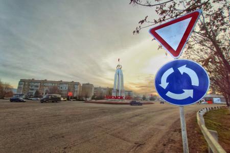 Круговое движение в Кыргызстане в 2020 году