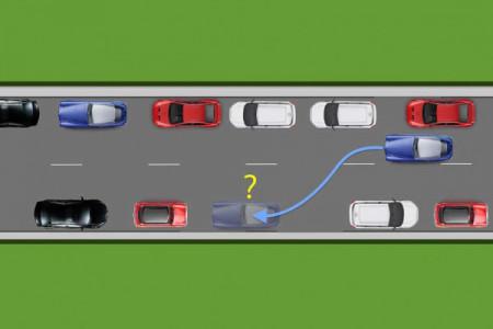 Машинени жолдун каршы тилкесине, унаалардын кыймылына тетири кылып токтотуп койсо болобу?