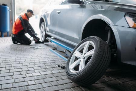 Главные ошибки при установке шин