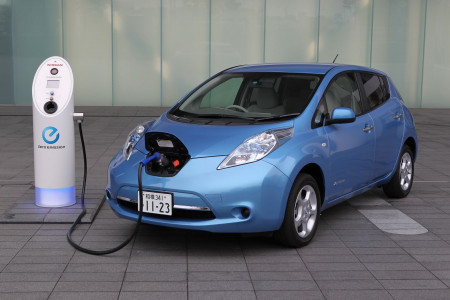 Транспорт с электрическим двигателем освобожден от ряда налогов