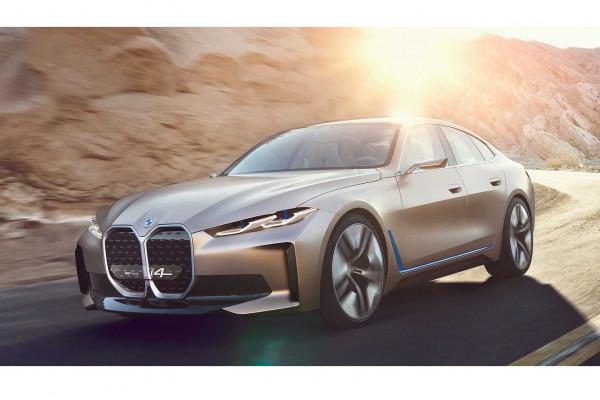 BMW перевела 4-дверную «четверку» на электричество