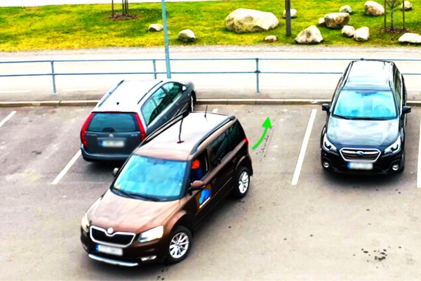Вот почему парковаться лучше задом, а не передом